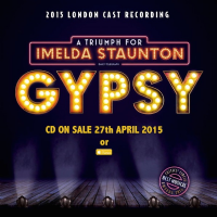 Gypsy New London Cast Recording 2015 CD